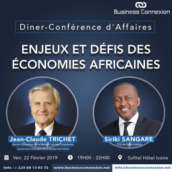 BUSINESS CONNEXION: DÎNER CONFÉRENCE D'AFFAIRES