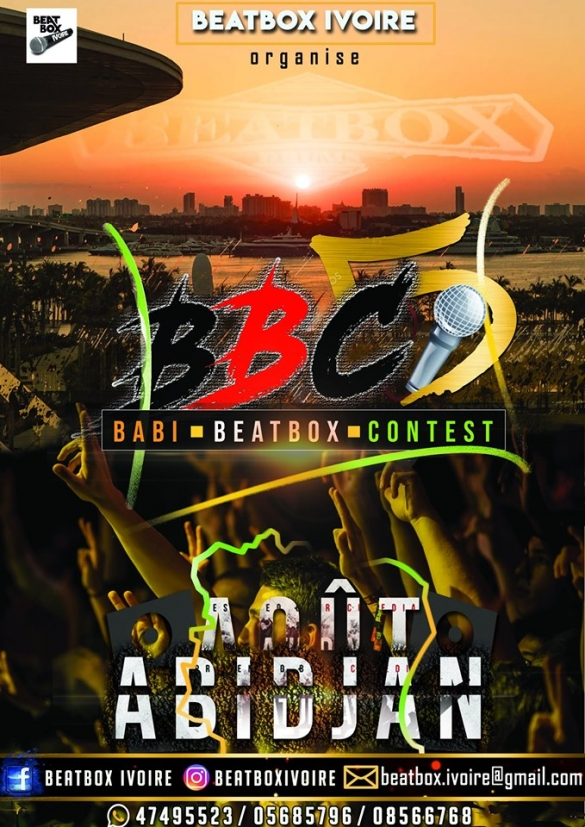 BABI BEATBOX CONTEST 5E EDITION
