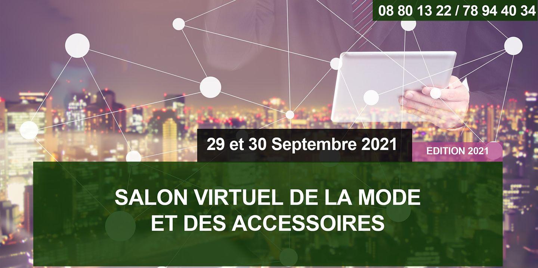SALON VIRTUEL DE LA MODE & ACCESSOIRES - Edition 2021
