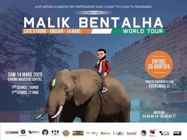 Malik Bentalha World Tour