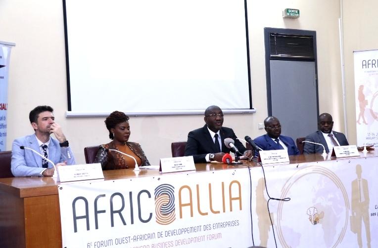 Image Entreprenariat et promotion des affaires : la 6e édition du FORUM AFRICALLIA prévue du 12 au 14 juin 2019