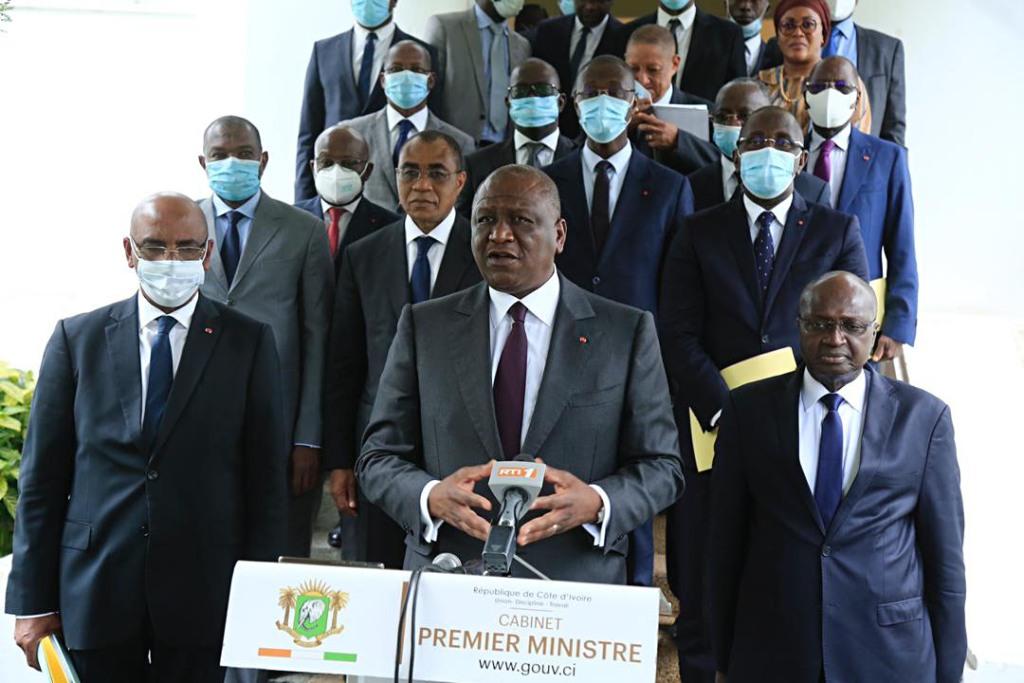 Concertation Etat - Secteur Privé : Le Premier ministre Hamed Bakayoko et le Patronat font le point de leurs discussions
