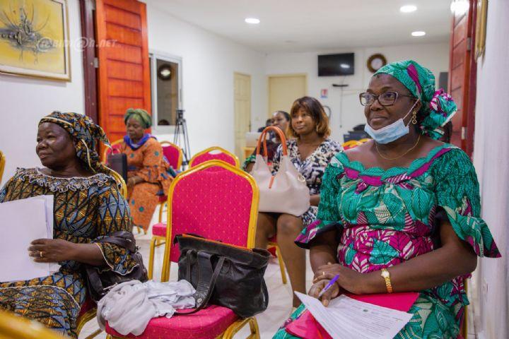 Image Chaines de valeurs manioc, karité et anacarde : l'Agence CI PME et ITC renforcent la compétitivité des femmes entrepreneures opérant dans ces secteurs