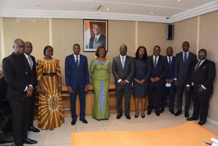 Image La Banque d'investissement et de développement de la CEDEAO réitère son engagement envers la Côte d'Ivoire