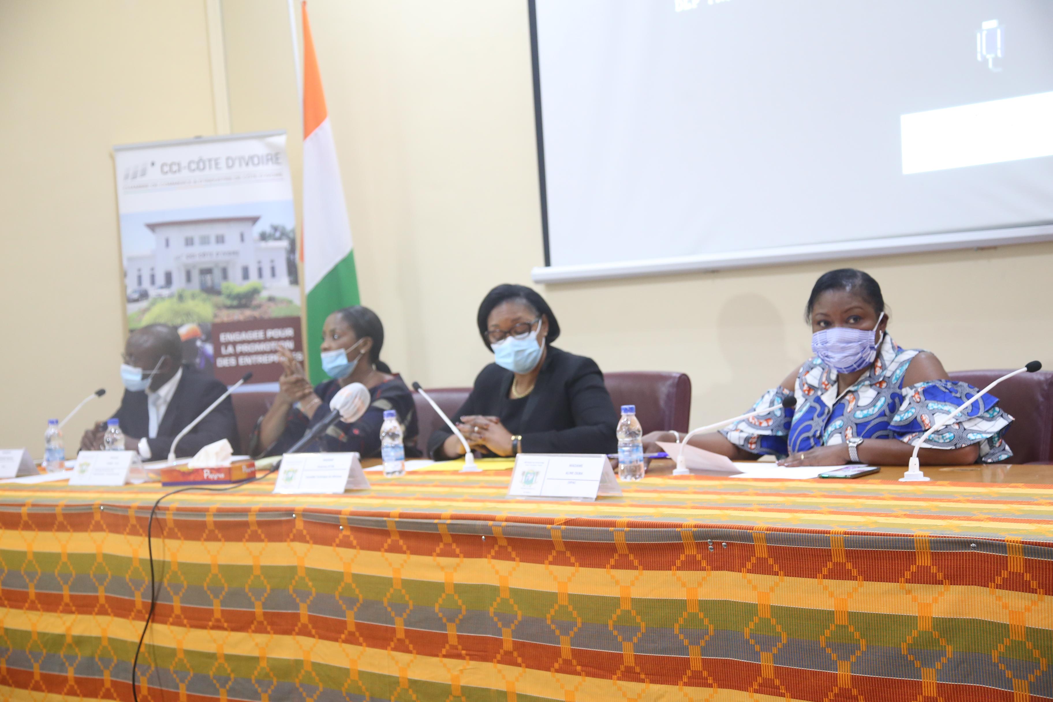 Image Le portail digital des foires, salons, expositions et manifestations promotionnelles en Côte d'Ivoire présenté aux promoteurs !
