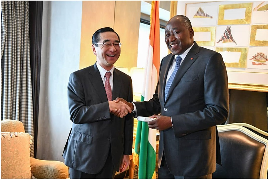 TICAD 7 : « Les progrès économiques réalisés par notre continent n'auraient pas atteint leur niveau actuel sans l'appui inestimable du Japon », selon le Premier Ministre Ivoirien, Amadou Gon Coulibaly.