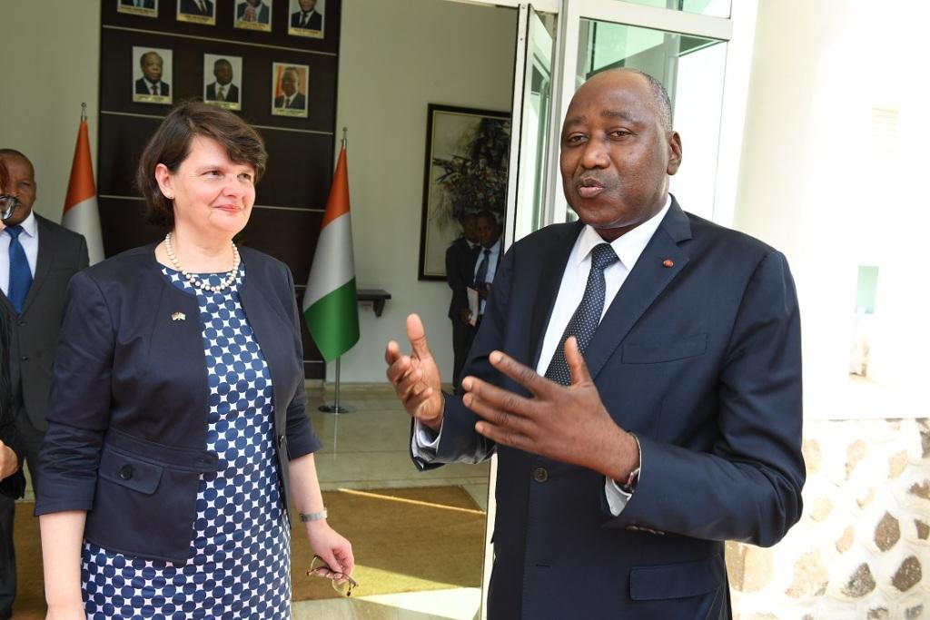 COOPÉRATION : L' Allemagne salue les performances économiques de la Côte d'Ivoire