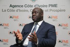 Image Plan de riposte contre le covid-19 : l'Agence Côte d'Ivoire PME invite les PME, TPE et les entreprises de l'informel à se faire recenser