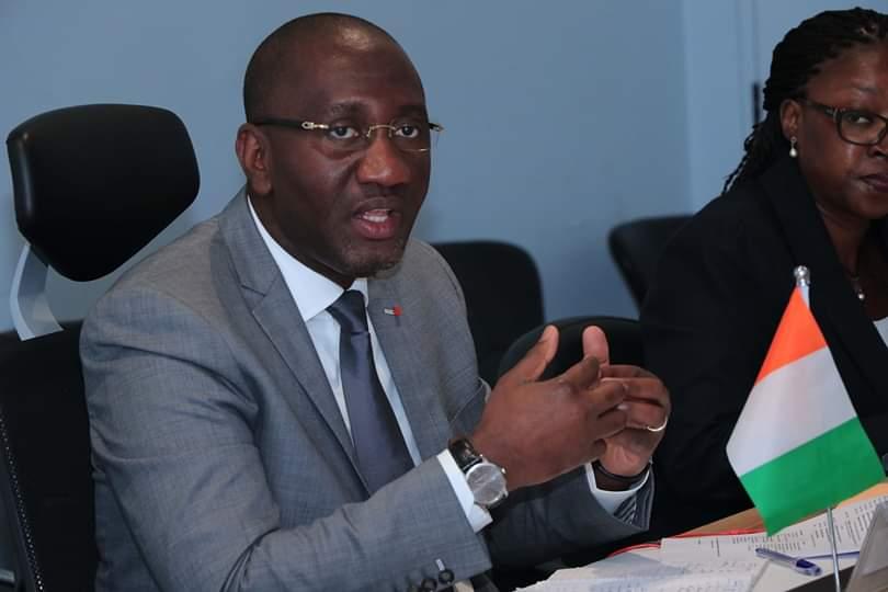 Coopération Nord-Sud : le Ministre Souleymane Diarrassouba se satisfait du dynamisme des relations commerciales entre la Côte d'Ivoire et le Royaume Uni des Pays-Bas