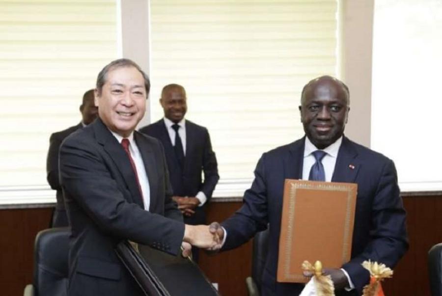 Le Japon et la Côte d'Ivoire signent un accord pour la promotion et la protection des investissements