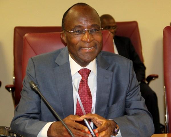 Image  La croissance se situe à 7.5% pour 2018 et 2019, selon le ministre de l'Economie et des Finances, Adama Koné